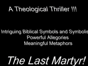 The Last Martyr 04 We Publish Books FREE