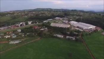 Drone footage over Kwasizabantu
