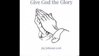 Open Our Eyes by Jay Johnson (CD) Give God the Glory 2016