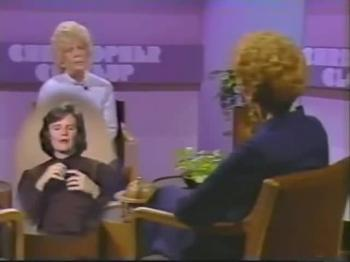 Christopher Closeup with Betty Hutton - full episode from 1984