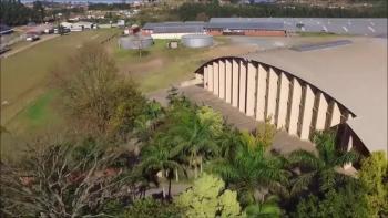 Emseni - place of grace - drone footage over Kwasizabantu Mission 20 June 2016