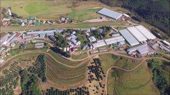 Emseni - place of grace - drone footage over Kwasizabantu Mission 20 June 2016