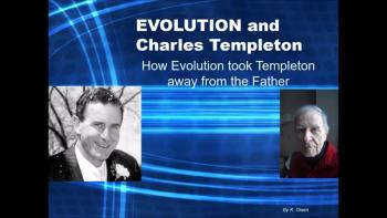 Evolution and Charles Templeton