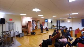 Mar 06 2016 Sermon by William Rivera
