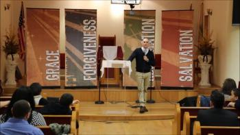 Apr 3rd Sermon by Ray Robles