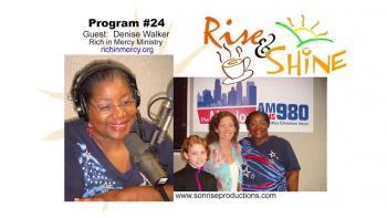 Rise & Shine, Program #24