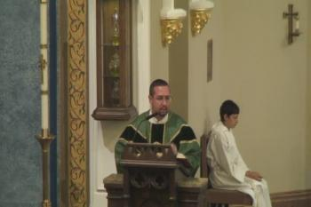 Fr. Paul's Homily, Sunday, August 7th ~ 19th Sunday in Ordinary Time