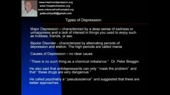 Christian Depression Symptoms