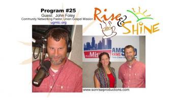 Rise & Shine, Program #25