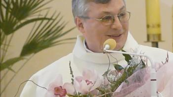 Poświęcenie kościoła NMP Królowej Polski w Pogórzu