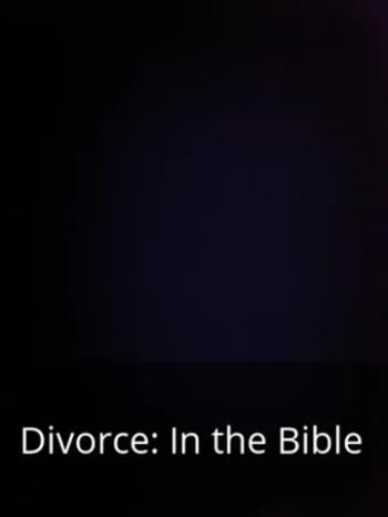 audio book - Divorce in the Bible Corinthians part 2