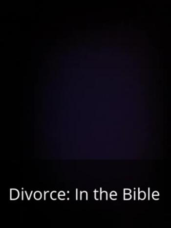 audio book - Divorce in the Bible Corinthians part 3