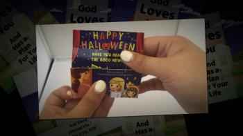 Halloween Gospel Tracts for Children