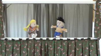 Puppet Skit May 8, 2016