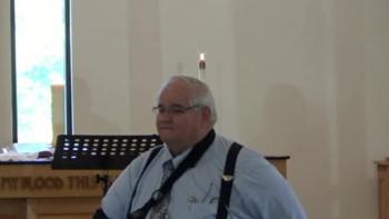 Sermon from June 19, 2016