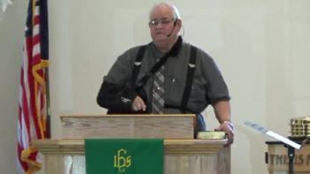 Sermon from June 5, 2016