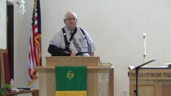 Sermon from May 29, 2016