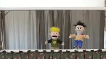 Puppet Skit from May 22, 2016