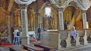 Najpiękniejszy kościół drewniany w Polsce