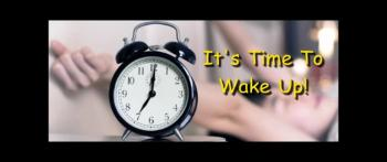 It's Time To Wake Up - Randy Winemiller