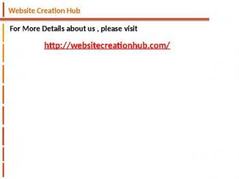 Customer Sidebar Dues websitecreationhub.com