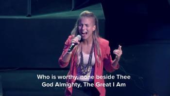 'Great I Am' - BART+TRICIA / TLCC Worship