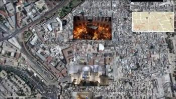 The New Testament Evidence - 77 Google Earth Sites