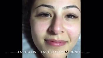 Beautiful Eyelash Extensions in Sydney by Lash Blossom