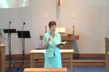 Sermon 8/21/16