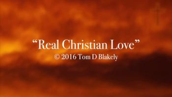 Real Christian Love