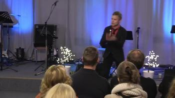 Patrick Tiainen Suomi Nousee konferenssi 05.01.2016 klo 18.30 osa 1