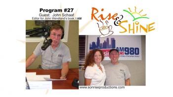 Rise & Shine, Program #28