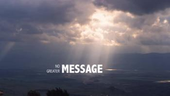 The Most Loving Message, by Glenn Meldrum