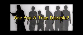 Are You A True Disciple? - Randy Winemiller