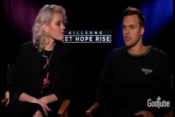 Hillsong Interview with Dylan and Taya