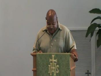 Sermon 8/28/16 (John Darden)