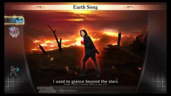 Michael Jackson: The Experience - Earth Song