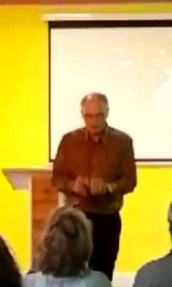 Bob Stroblor- Part- 1 Speaking at The Upper Room..mp4