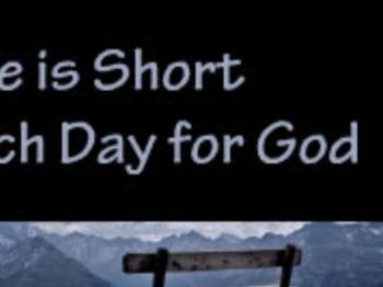 I'll Live For God Each Day