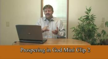 Prospering In God 2