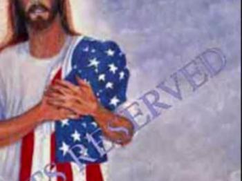 God Please Spare America