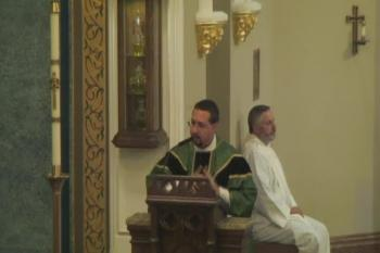 Fr. Paul's Homily ~ Sunday, September 4, 23rd Sunday in Ordinary Time