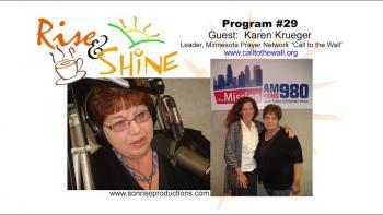 Rise & Shine, Program #29