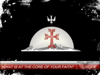 What Is At The Core Of Your Faith