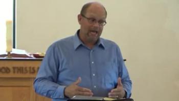Sermon from September 4, 2016 - Steve Fischer