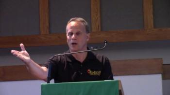 Pastor Mark Kimpland 1of3 Sermon series 8/21/16 Endwell UMC.