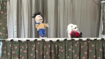September 11, 2016 Puppet Skit