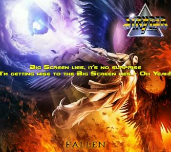 Stryper - Big Screen Lies (w/Lyrics)