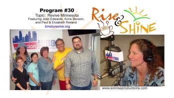 Rise & Shine, Program #30