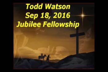 Todd Watson Sep 18, 2016